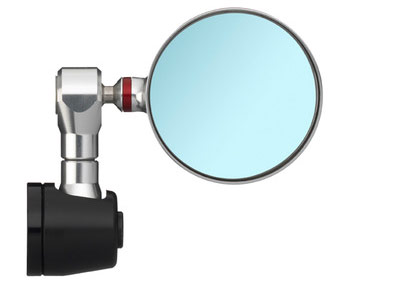 BAR END MIRROR R Type
