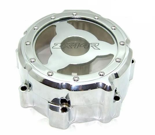 KAWASAKI ZX-14R ZZR1400 06-11 Cumstom Startor Engine Cover