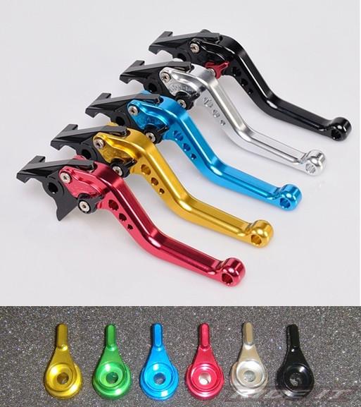 Adjustable Custom Brake Clutch Levers Sport Bike Racing Parts