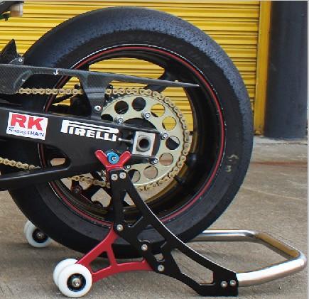 Universal Cnc Billet Rear Stand Sport Bike Racing Parts
